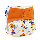 New Reusable Washable Baby Cloth Diaper Nappy Cover