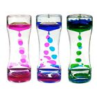 COLOURFUL LIQUID WATERFALL ILLUSION - 27505 CALMING SENSORY MOTION AUTISM TOY