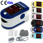 Contec PULSE OXIMETER FINGERTIP BLOOD OXYGEN SPO2 MONITOR CMS50DL CE&FDA Passed