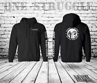 ANIMAL / HUMAN LIBERATION zip hoodie UNISEX all sizes vegan ALF protest rights