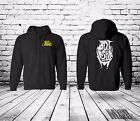 Like BAT FOR LASHES  new zip hoodie UNISEX hanging bat, The Haunted Man