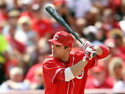 Joey Votto Cincinnati Reds Baseball Sport Huge Giant Wall Print POSTER on Ebay