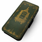 Peter & Wendy - Faux Leather Flip Phone Cover Case - Classic Book Cover Style