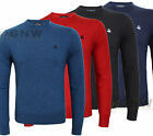 BROOKS BROTHERS MEN'S EXTRA FINE MERINO CREW NECK JUMPER S,M,L,XL,XXL Was £105