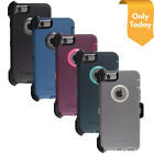 "OtterBox Defender For iPhone 6 & 6s (4.7"") Protective Phone Case & Holster Clip"