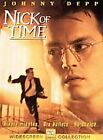 Nick of Time (DVD, 1999, Widescreen) JOHNNY DEPP, CHRISTOPHER WALKEN