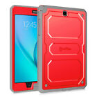 Dual Layer Case Cover Built-in Screen Protector for Samsung Galaxy Tab A 8.0 9.7