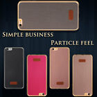 Luxury Men Business Case Silicone Ultra Slim Back Cover For iPhone 6 6s Plus