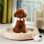 Cute Pet Dog Cat Cushion Kennel Bed Puppy Dog Cat Cozy Soft Bed Mat Pad Cushion