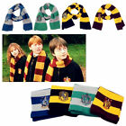 Harry Potter Gryffindor House Cosplay Knit Wool Costume Scarf Wrap Student Shawl
