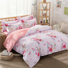 Floral Quilt/Doona Cover Set New Cotton Single/Double/Queen Size Bed Linen