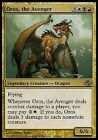 MAGIC OROS IL VENDICATORE - OROS, THE AVENGER RARE PLANAR CHAOS PLC MTG