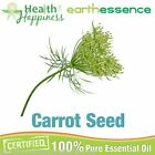 earthessence CARROT SEED ~ CERTIFIED 100% PURE ESSENTIAL OIL Aromatherapy Grade