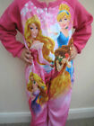 Disney Princess Girls' Cosy Fleece Onesie, Ages 2-5 years; BNWT!
