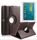 """360 rotating Stand Leather Cases Covers for Samsung Galaxy Tab S 10.5"""" T800 T801"""