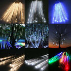 8*30/50cm LED Meteor Shower Rain Lights Waterproof Tubes String for Xmas US EU