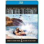 From Here To Eternity Blu-ray 2013 Burt Lancaster Montgomery Cliff Sinatra WWII