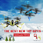 Virhuck T915 Camouflage Color RC Drone 6 AXIS GYRO System LED Lights Quadcopter