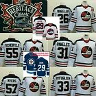 NHL HERITAGE CLASSIC WINNIPEG JETS HOCKEY JERSEYS NEW stitched name and number