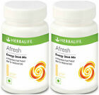 2 x Herbalife Afresh Energy Drink - Ginger, Lemon, Peach & Elaichi Flavor