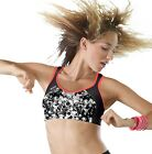 Shock Absorber Active Multi Sports Bra S4490. Sizes 32-40 B-HH. Bubble Print