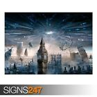 INDEPENDENCE DAY RESURGENCE (AB050) MOVIE POSTER - Poster Print Art A0 A1 A2 A3