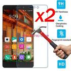 2PCS 9H HD Tempered Glass Screen Protector For Elephone P8000 P9000 / Lite M2 M3