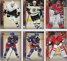 2007/08 UD Series 1 Young Guns Rookie Cards U-Pick From List + FREE SHIPPING