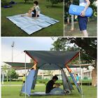Outdoor Camping Double-side Waterproof Aluminum Foil Picnic Mat Mattress Pad