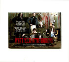WHAT WE DO IN THE SHADOWS - MOVIE POSTER MAGNETS (flight conchords mondo print)