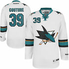 Logan COUTURE San Jose SHARKS Reebok Premier Officially Licensed NHL Jersey