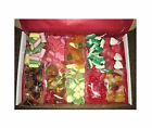 Personalised Valentines Birthday Jelly Gum Selection Box Santa Retro Sweets Gift