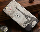 3D Relief Paintin TPU Rubber Gel Silicone Case Cover Skin For iphone