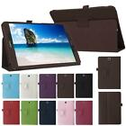 For Samsung Galaxy Tab A 9.7 T550 T555 Case PU Leather Smart Tablet Stand Cover