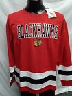 CHICAGO BLACKHAWKS  MEN'S XL JERSEY NWT
