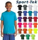 Youth Sport-Tek Dry Fit Workout Performance Moisture Wicking T-Shirt YST350