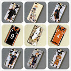 Haikyuu Anime Manga iPhone 5s SE 6 6s 7 Plus Case Cover PC + TPU Free Shipping
