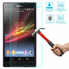 2018 NEW PREMIUM TEMPERED GLASS SCREEN PROTECTOR GUARD FILM SKIN FOR SONY XPERIA