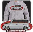 Custom Art Hoodie for for 04 2004 2005 06 2006 Toyota scion bB Xb RS fans on eBay