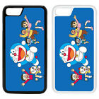 Doraemon Kids Manga Printed Back PC Case Cover - S-T1724