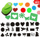 "2"" Inch Paper Lever Craft Punch Tool Scrapbooking Cards SELECT YOUR DESIGN"