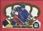 WAYNE GRETZKY 1998 PACIFIC CROWN ROYALE # 84 New York Rangers