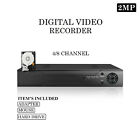 4/8/16 Channel CCTV Security DVR HDMI D1 Digital Video Recorder 960H H264 Mobile