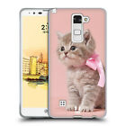 HEAD CASE DESIGNS CATS SOFT GEL CASE FOR LG STYLUS 2