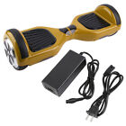 Hoverboard Gold Best Deals -  Electric Self-balancing Drifting Scooter HoverBoard UL2272 Certified W
