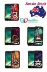 Licensed NRL TPU PC Chevron Jersey Back Case Cover For iPhone 7 Plus 5.5 Free SP