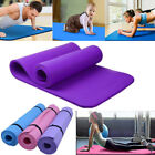 Non-slip Yoga Mat Durable Exercise Fitness Gym Pilate Lose Weight Thick Pad EVA