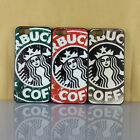 For iPhone4 4s 5 5s starbucks coffee pattern Back Cover Case Skin