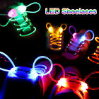 Luminous Dance Rave Party Night Running Shoestring Tie LED Light up Shoe Laces