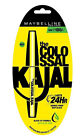 Maybelline New York The Colossal Kajal 0.35 gm 24hr. - Lot of 10